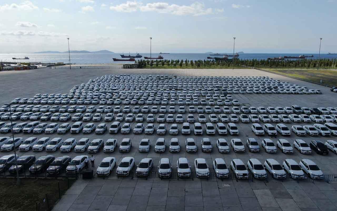 Yenikapı araç sergisi! Clio'lardan sonra Auidi ve Passatlar çıktı