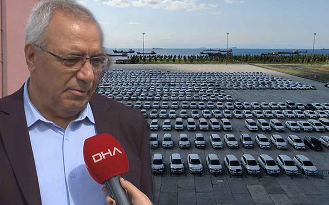 Yenikapı'da sergilenen Mercedes'i kullanan CHP'li Hüseyin Aksu'dan açıklama