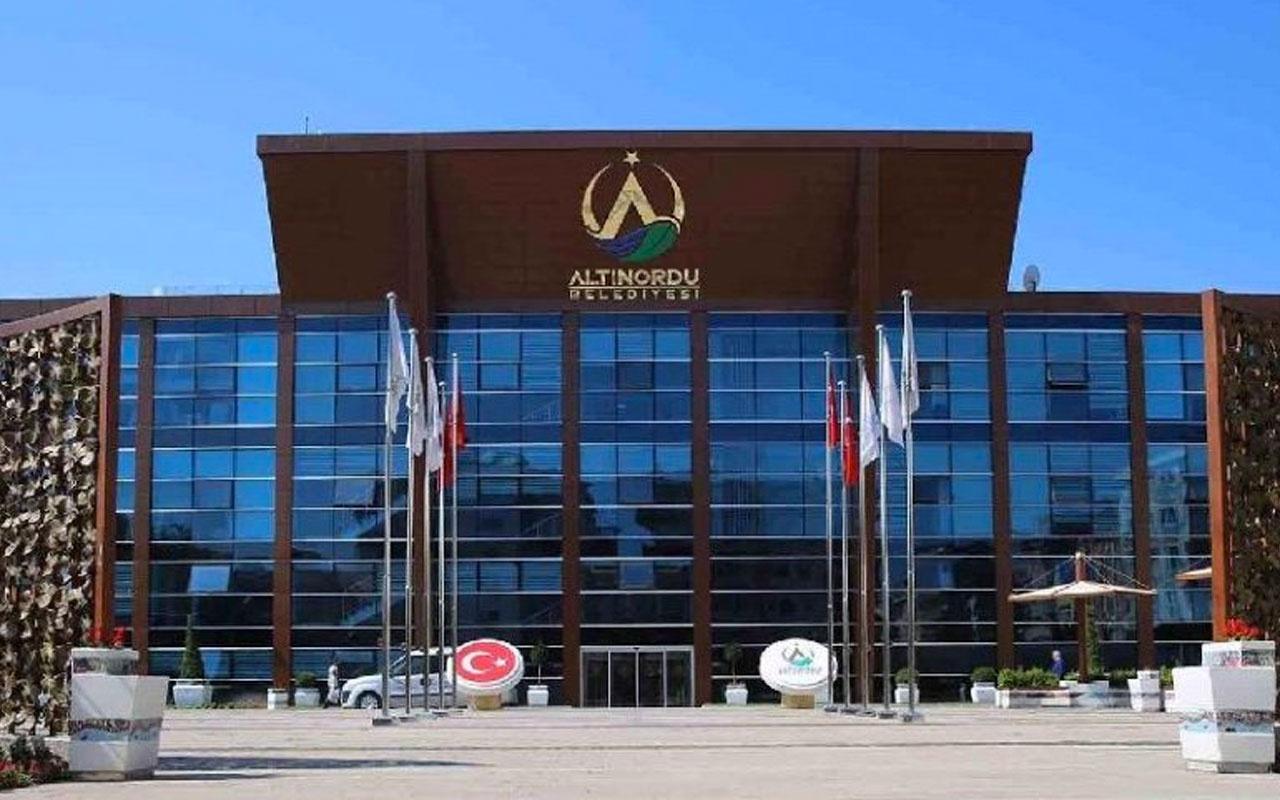 AK Partili Altınordu Belediyesi meclisi CHP'nin teklif ettiği 'T.C' ibaresi önerisini kabul etti