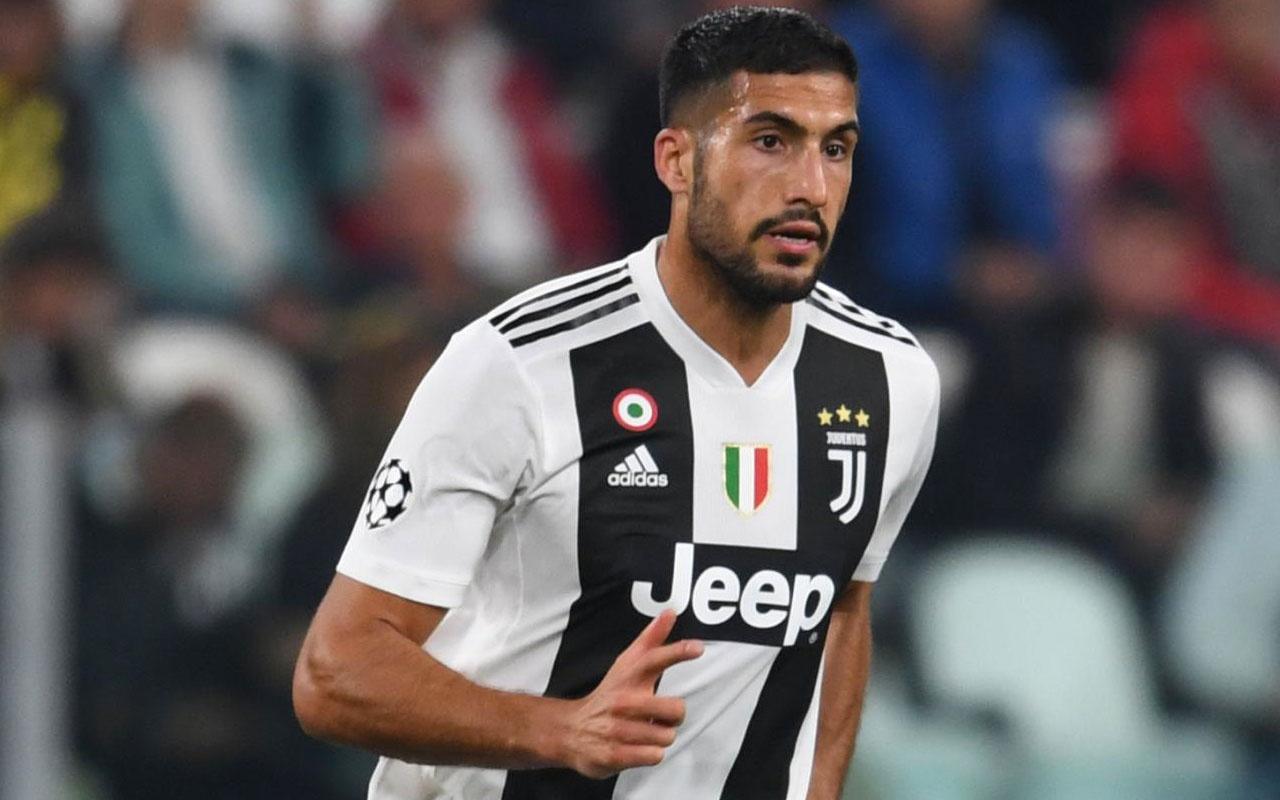 Juventus'la ipleri koparan Emre Can La Liga yolcusu