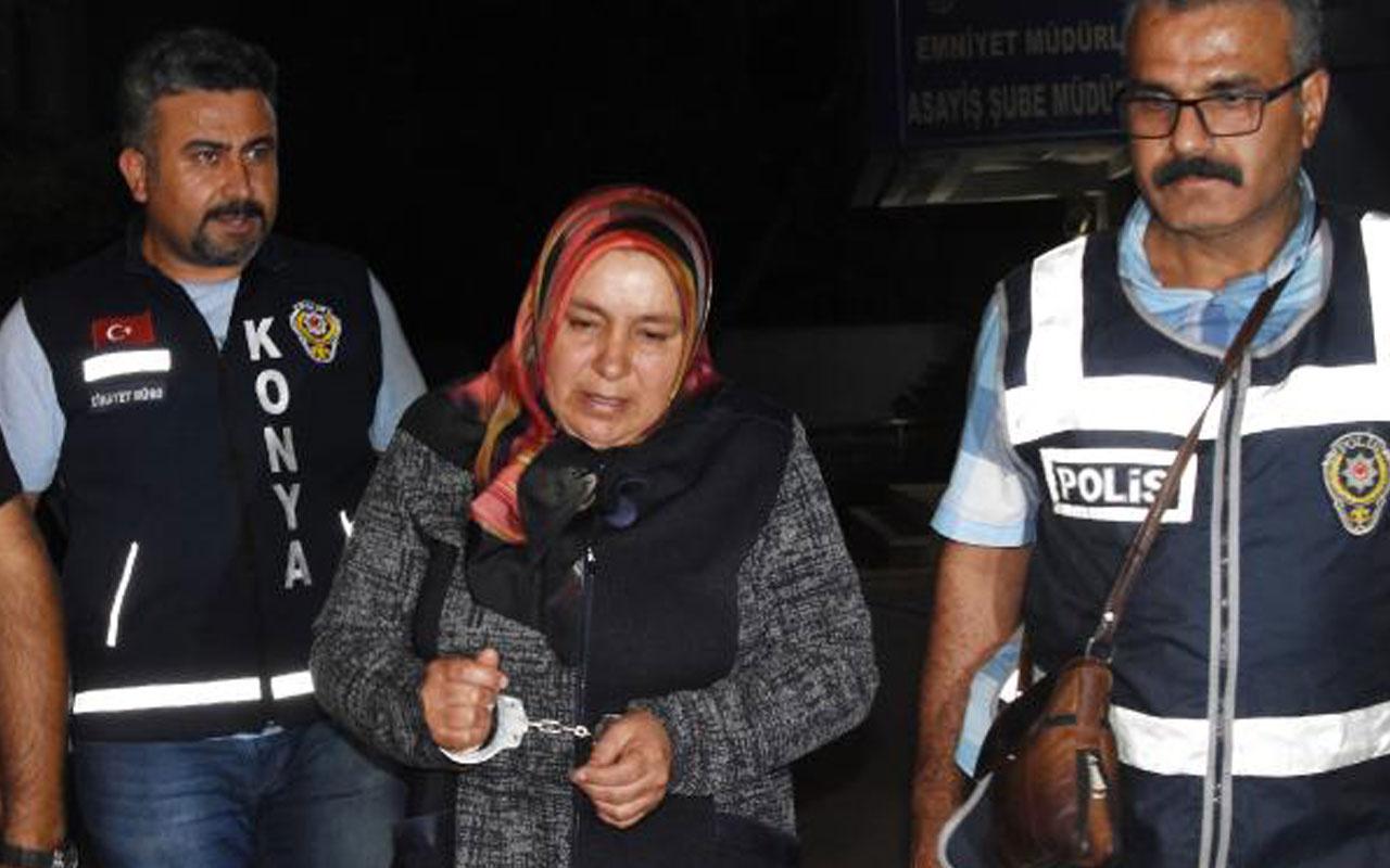 Kocasını, başına keserle 10 kez vurarak öldürmüştü! Kızını arayıp bakın ne demiş