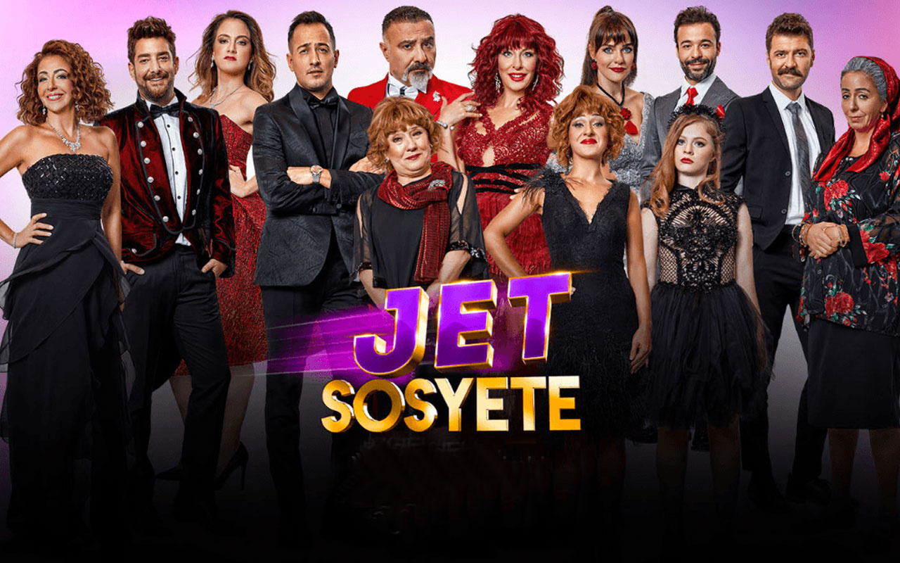 Jet Sosyete'nin hangi platformda ne zaman yayınlanacağı belli oldu