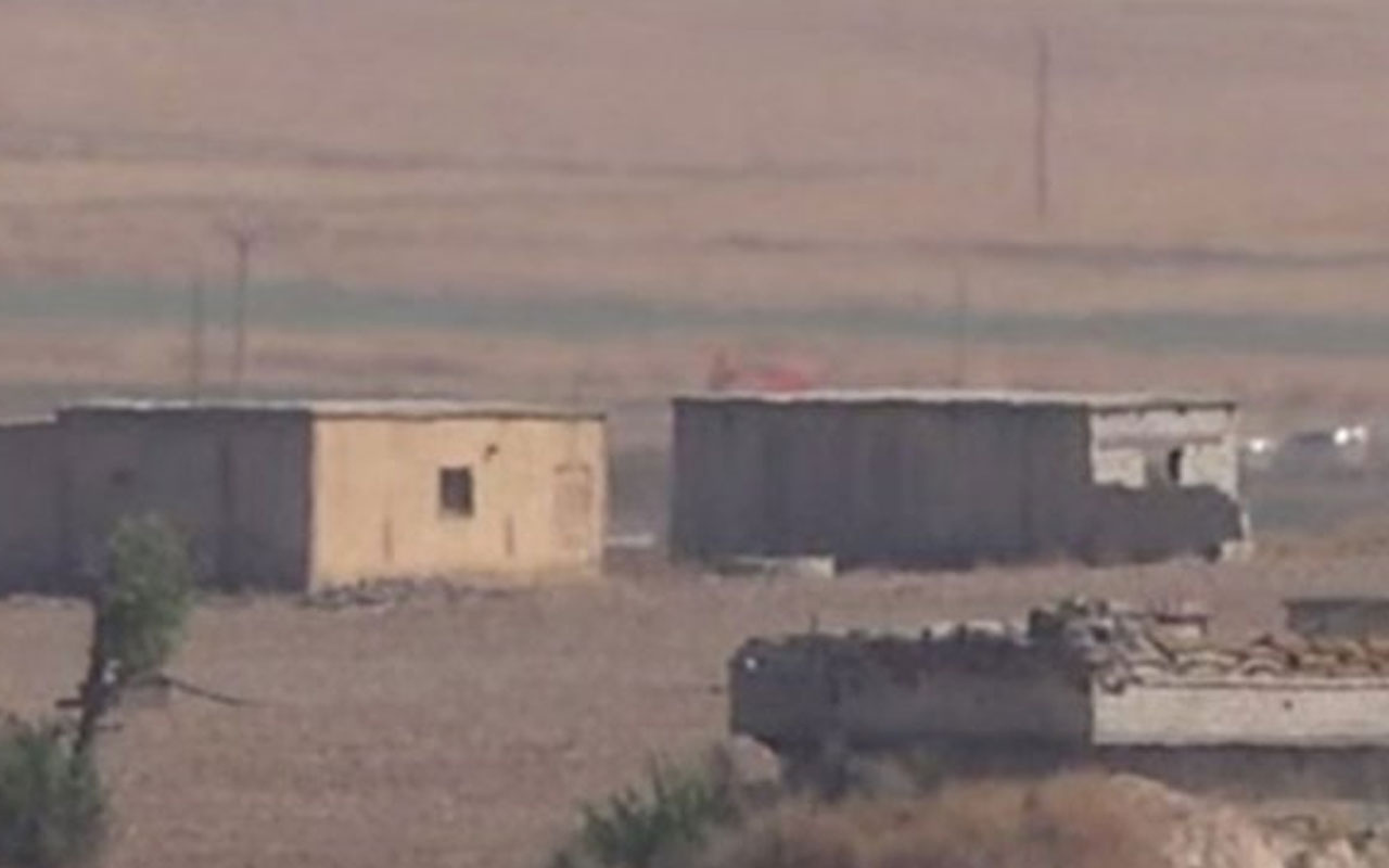 ABD-Türkiye devriyesi öncesi PKK/PYD tünelleri yıkıyor!