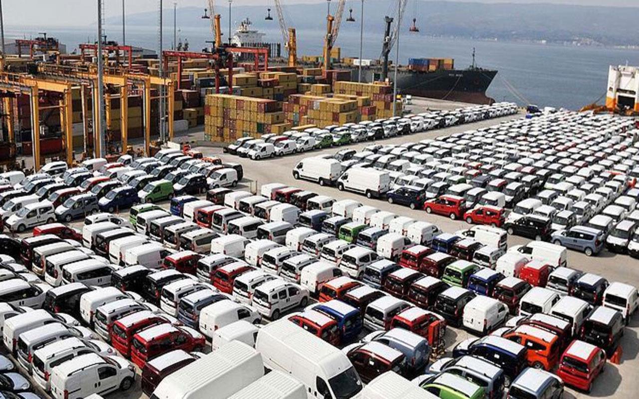 Otomotiv endüstrisi tarihinde ikinci kez gördü! Ağustos'ta yüzde 8 arttı...