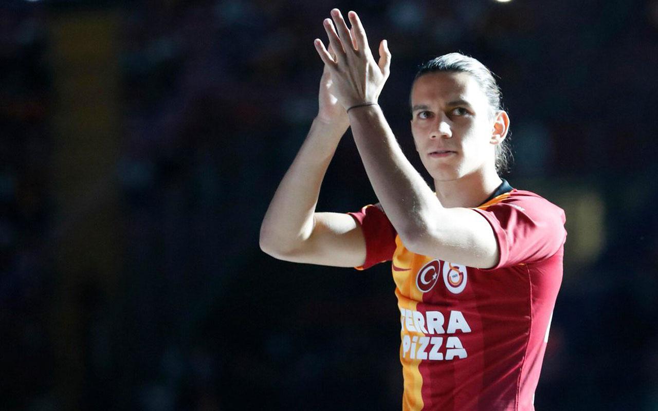 Gençlerbirliği Galatasaray'a imza atan Taylan Antalyalı ile ilgili açıklama yaptı