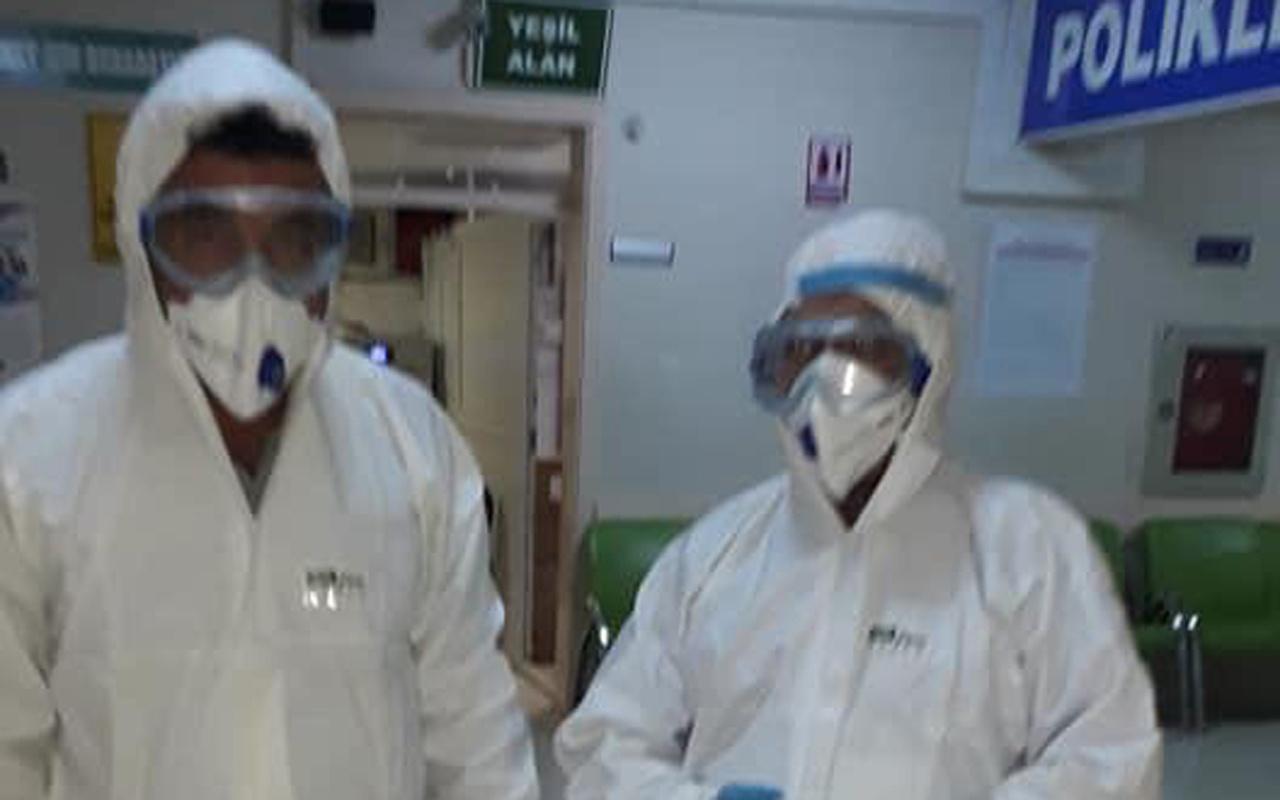 Korkunç şüphe! Hastane karantinaya alındı