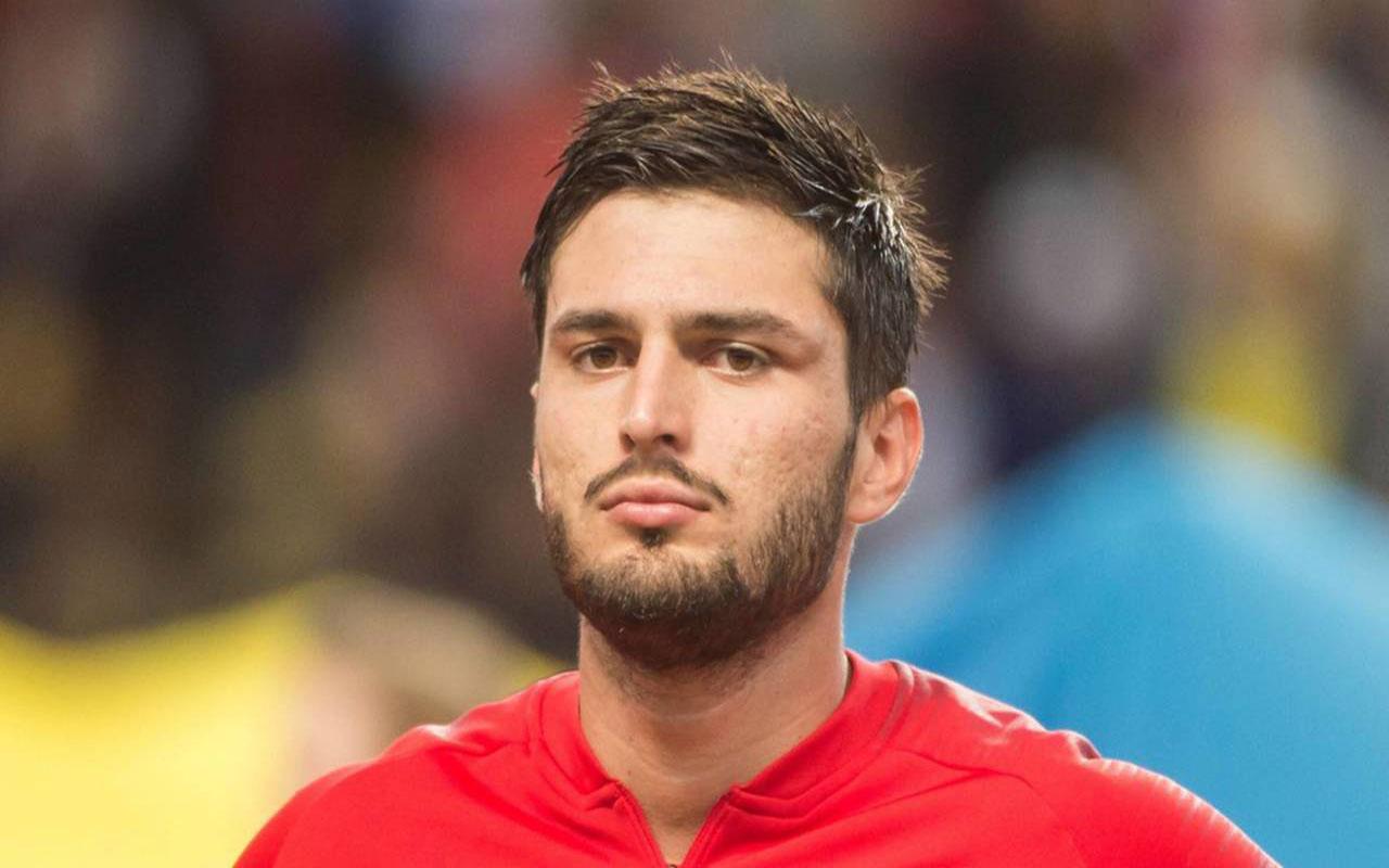 Milli futbolcu Okay Yokuşlu sakatlığı sebebiyle aday kadrodan çıkarıldı