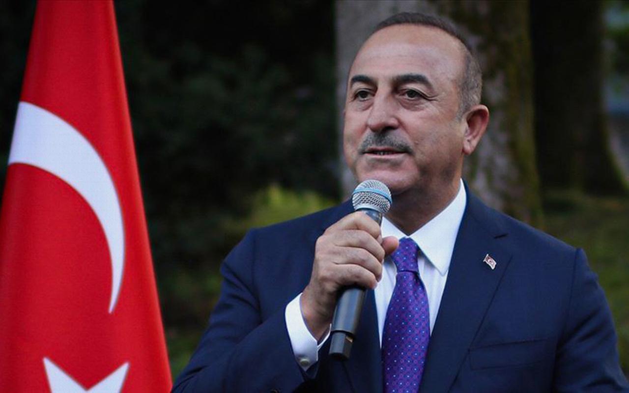 Mevlüt Çavuşoğlu sözünü esirgemedi: AB sözünde durmadı