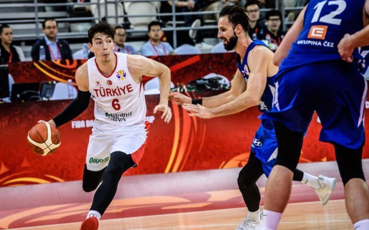 Türkiye Yeni Zelanda'ya 102 - 101 yenildi ama Olimpiyat Elemeleri biletini aldı