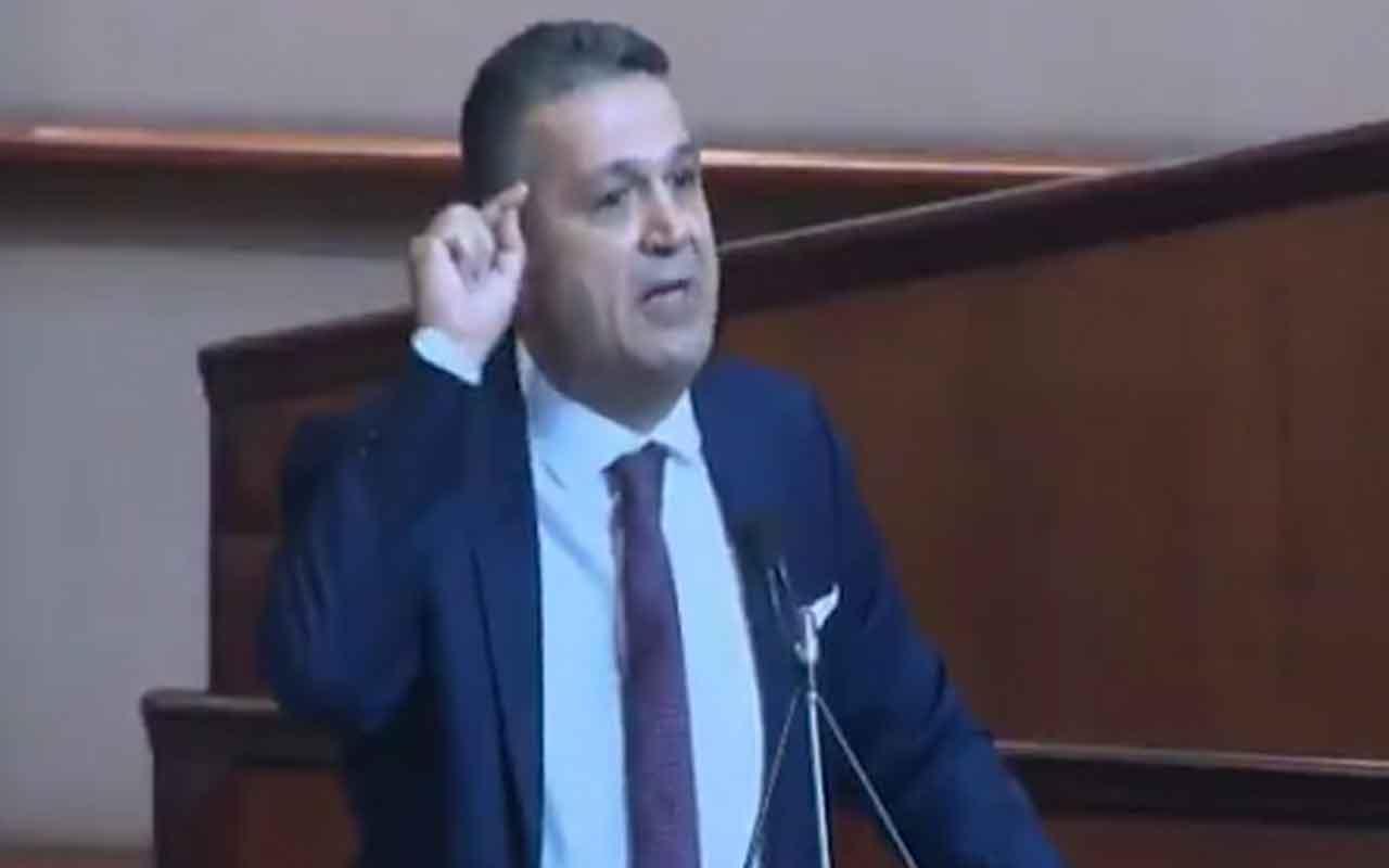 AK Partili Yavuz Selim Tuncer beddua etti CHP ve İyi Partililer de amin dedi