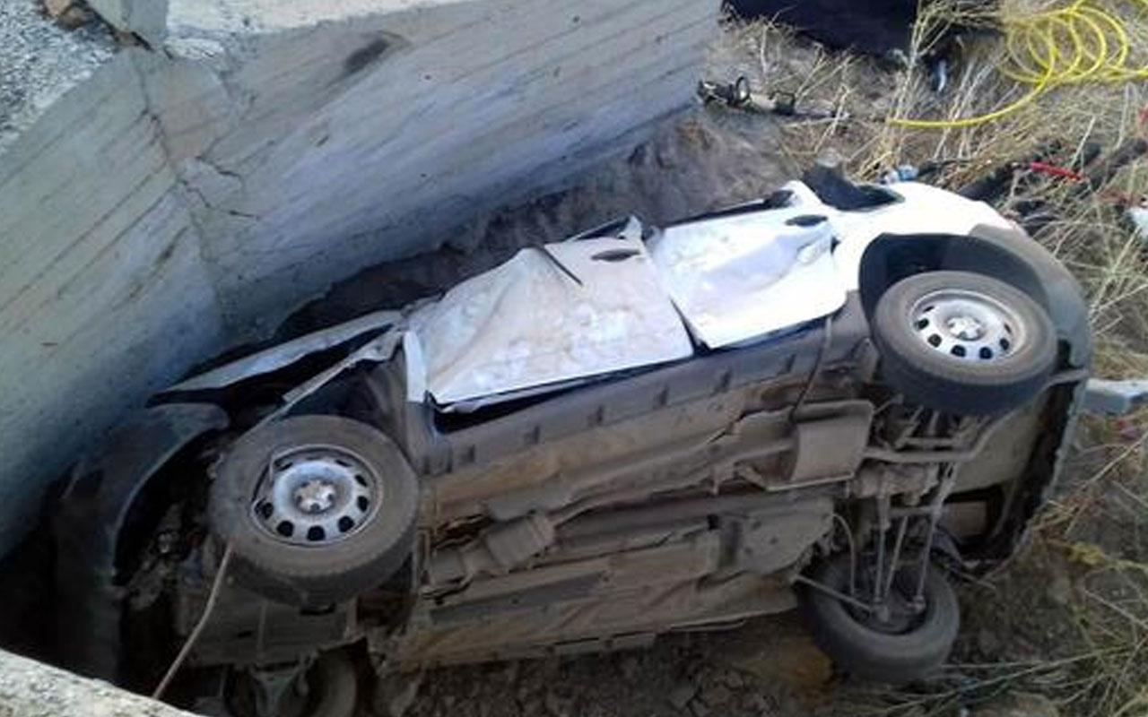 Erzurum'da katliam gibi kaza! 2'si çocuk 5 kişi hayatını kaybetti