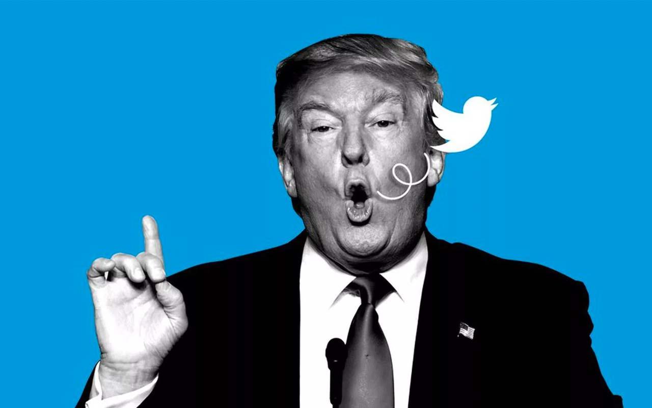 JP Morgan Trump'ın tweetlerinin piyasaya etkisini ölçtü!