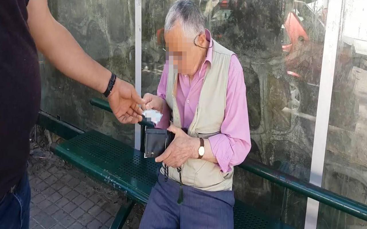 Bartın'da durakta çocuklara cinsel tacizde bulunan yaşlı adam tutuklandı