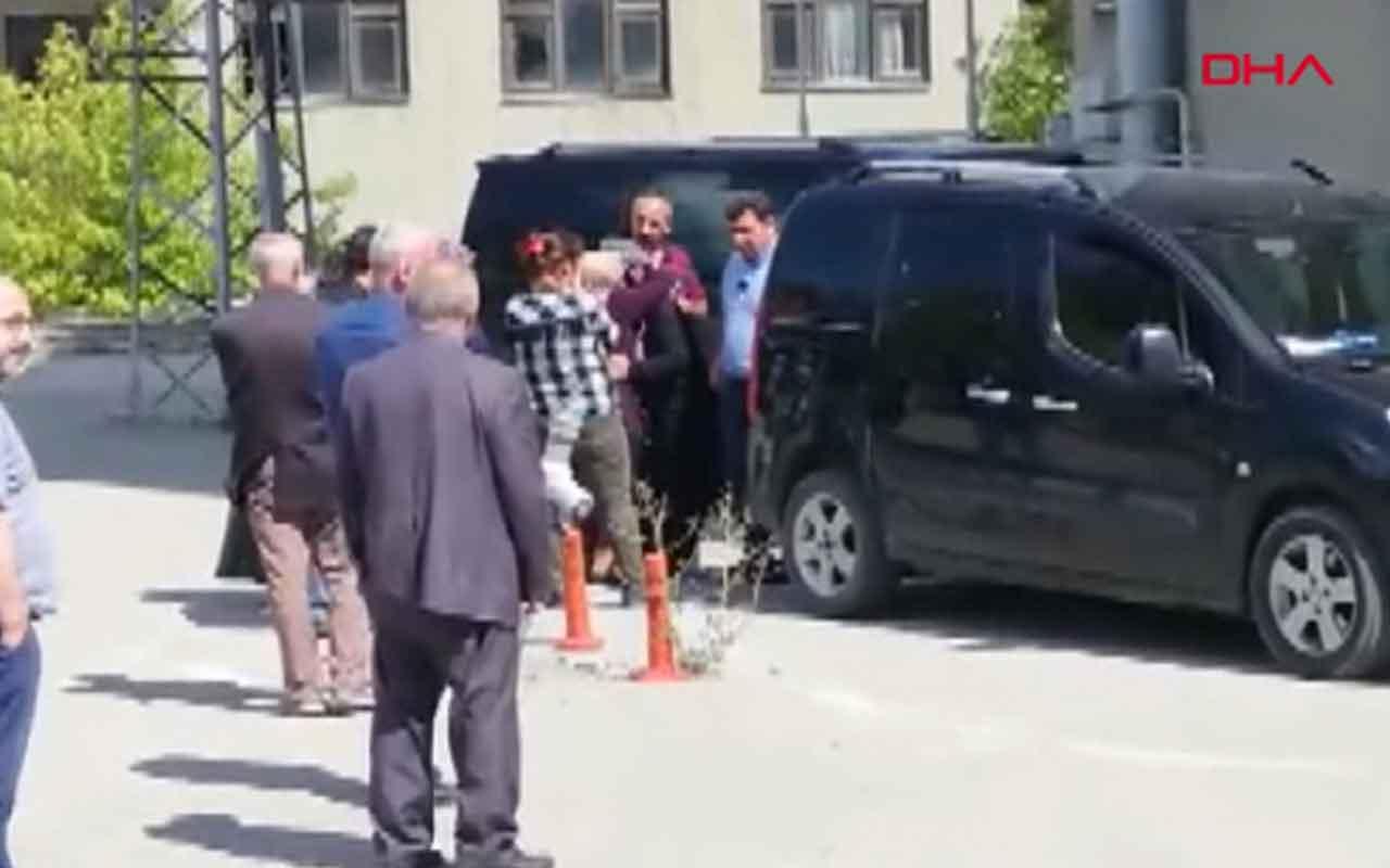 Erzurum'da menfez duvarına çarpan araçtaki 2'si çocuk, 5 kişi öldü