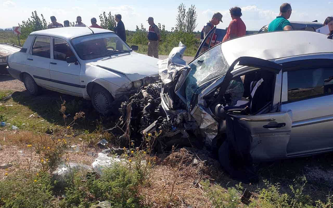 Osmaniye'de trafik kazası: 3 ölü, 4 yaralı
