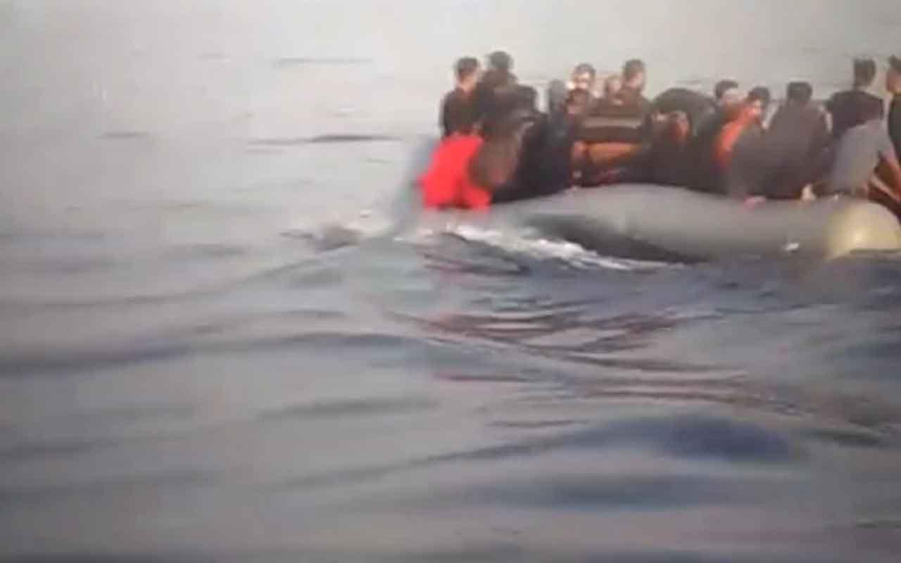 Sahil Güvenlik Komutanlığı'ndan 'Bot batırma' iddiasına yanıt