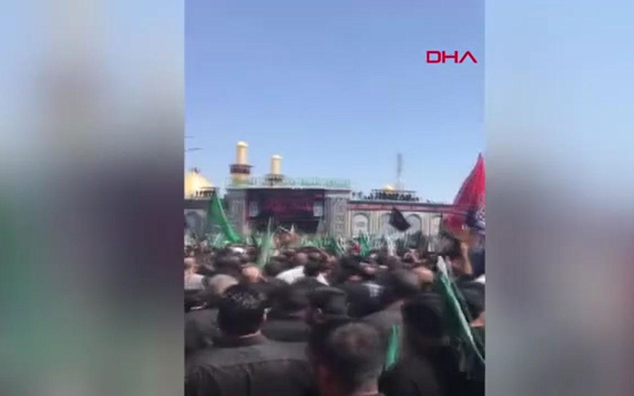 Irak'ta Aşure Günü etkinliğinde izdiham: 31 ölü, 75 yaralı