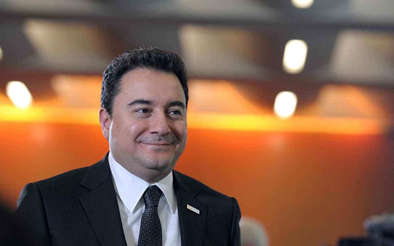 Ali Babacan ilk kez konuştu kuracağı partinin tarihini verdi
