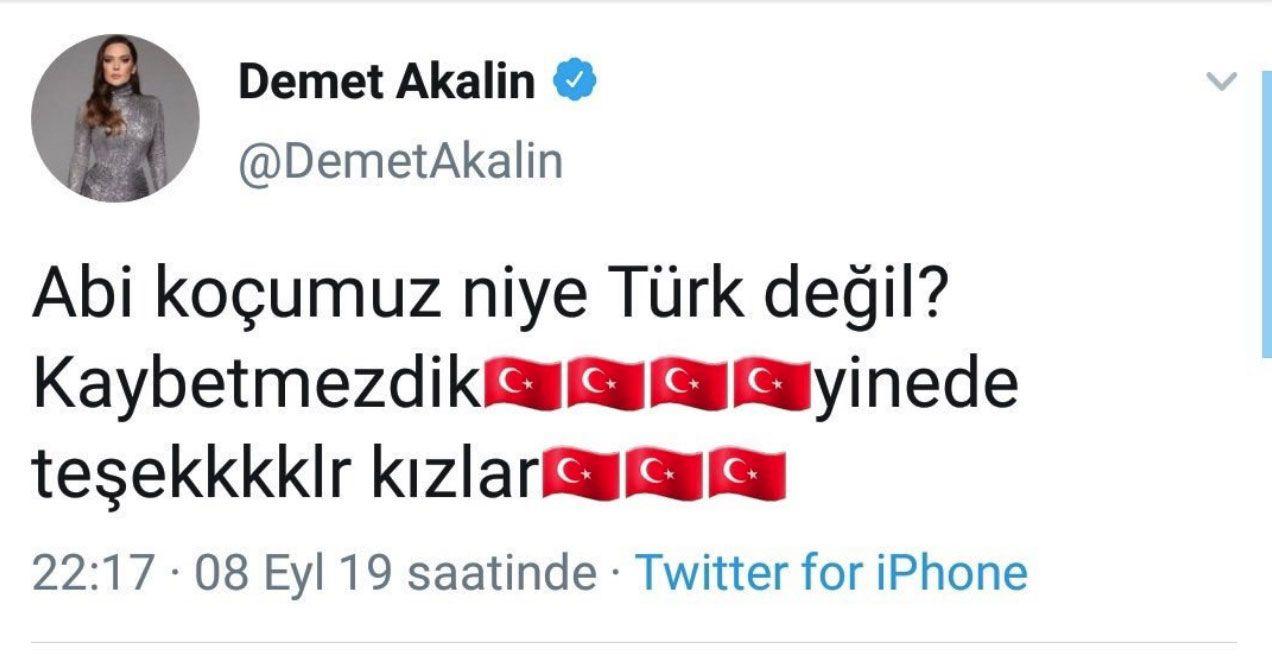 Fatih Altaylı niye Türk değil diyen Demet Akalın'ı yerin dibine soktu