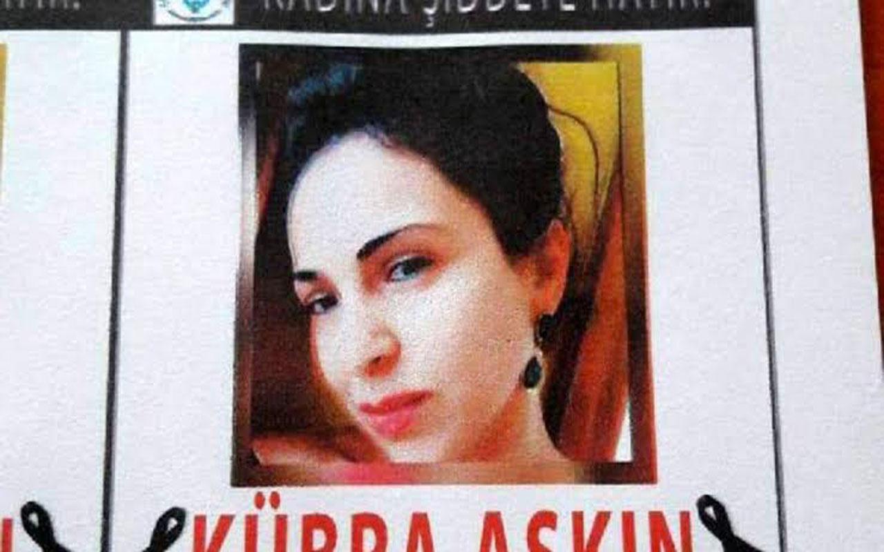 Mersin'de eski eşini öldüren zanlı: Keşke vazgeçecek kadar sevseydim
