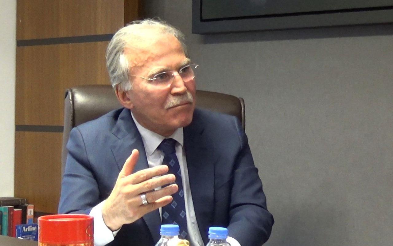 Mehmet Ali Şahin'den Canan Kaftancıoğlu açıklaması!