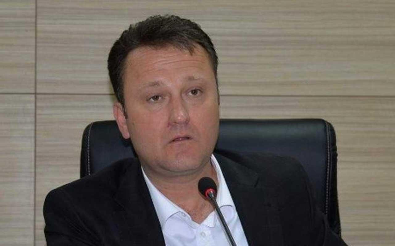 Başkan Serdar Aksoy belediye şirketine müdür oldu 10 bin TL maaş bağlandı