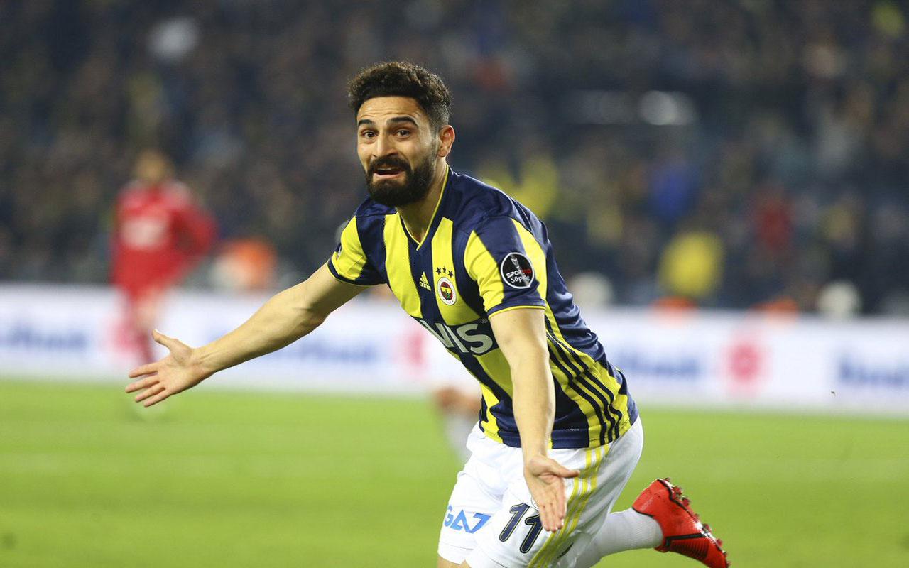 Fenerbahçe'de Mehmet Ekici'nin kaderi belli oldu