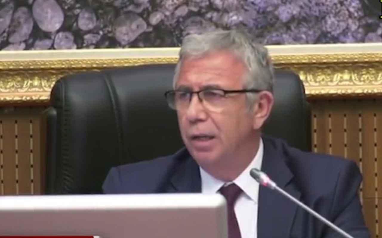 Mansur Yavaş ile Murat Köse videosu! İddiayı duyan Yavaş meclisi kapattı