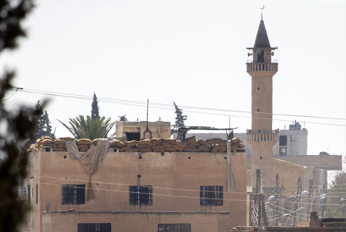 Güvenli bölge yalan oldu Suriye sınırından yeni fotoğraflar geldi