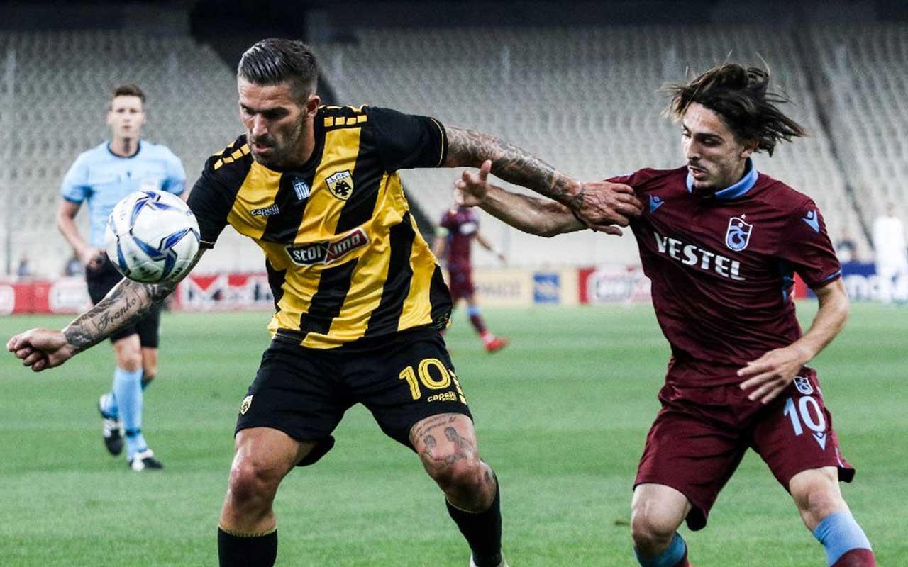 Trabzonspor'a Abdülkadir Ömür'den şok haber