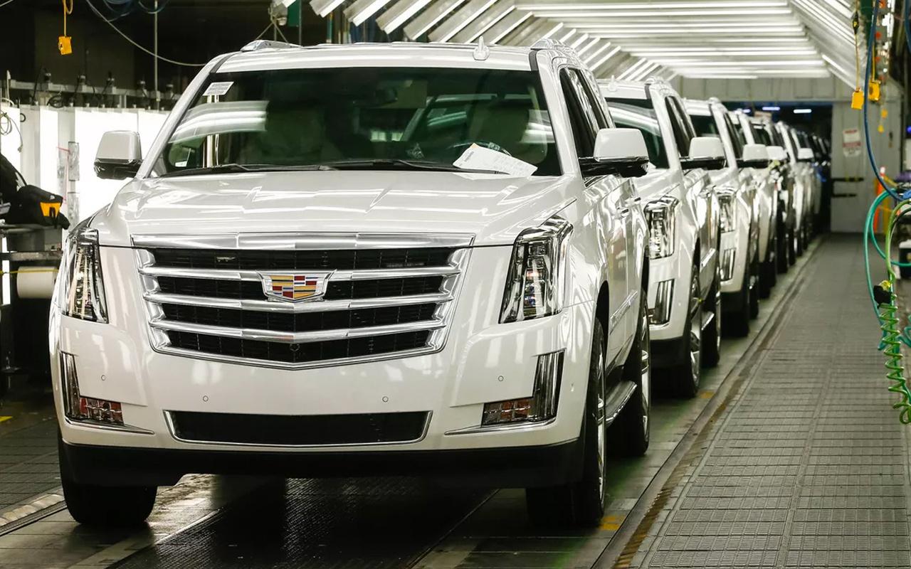 ABD'de General Motors fren sistemindeki problem nedeniyle 3,4 milyon aracı geri çağırdı