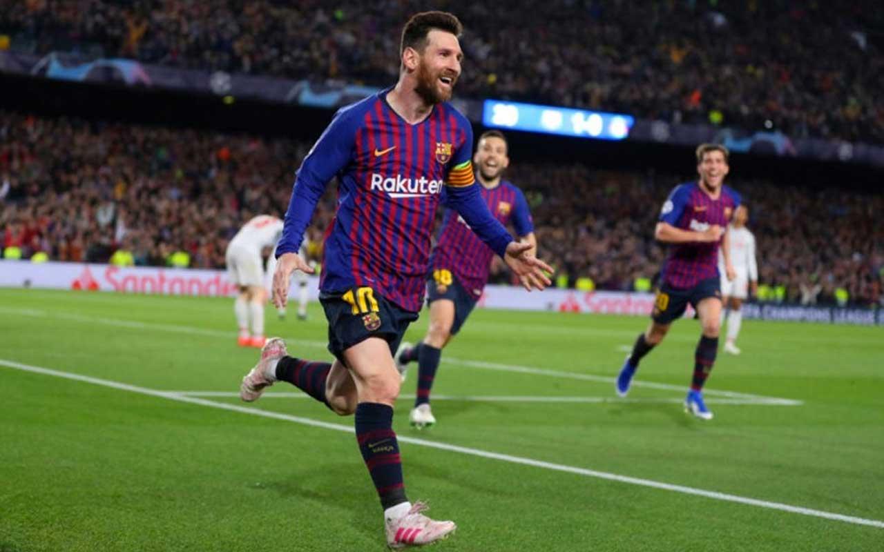Messi'den Ronaldo'ya olumlu yanıt