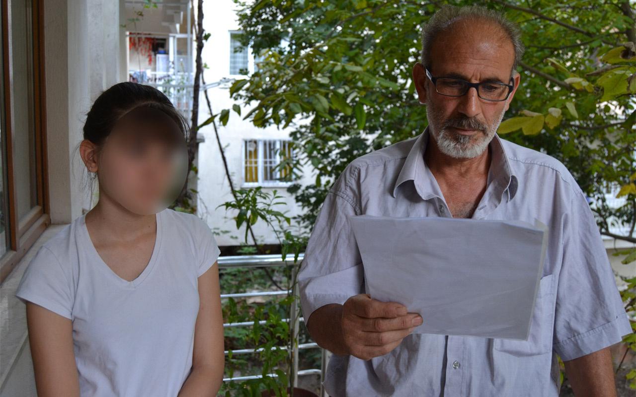 15 yaşındaki genç kız iğrenç olayı anlattı uzaktan akrabası tutuklandı