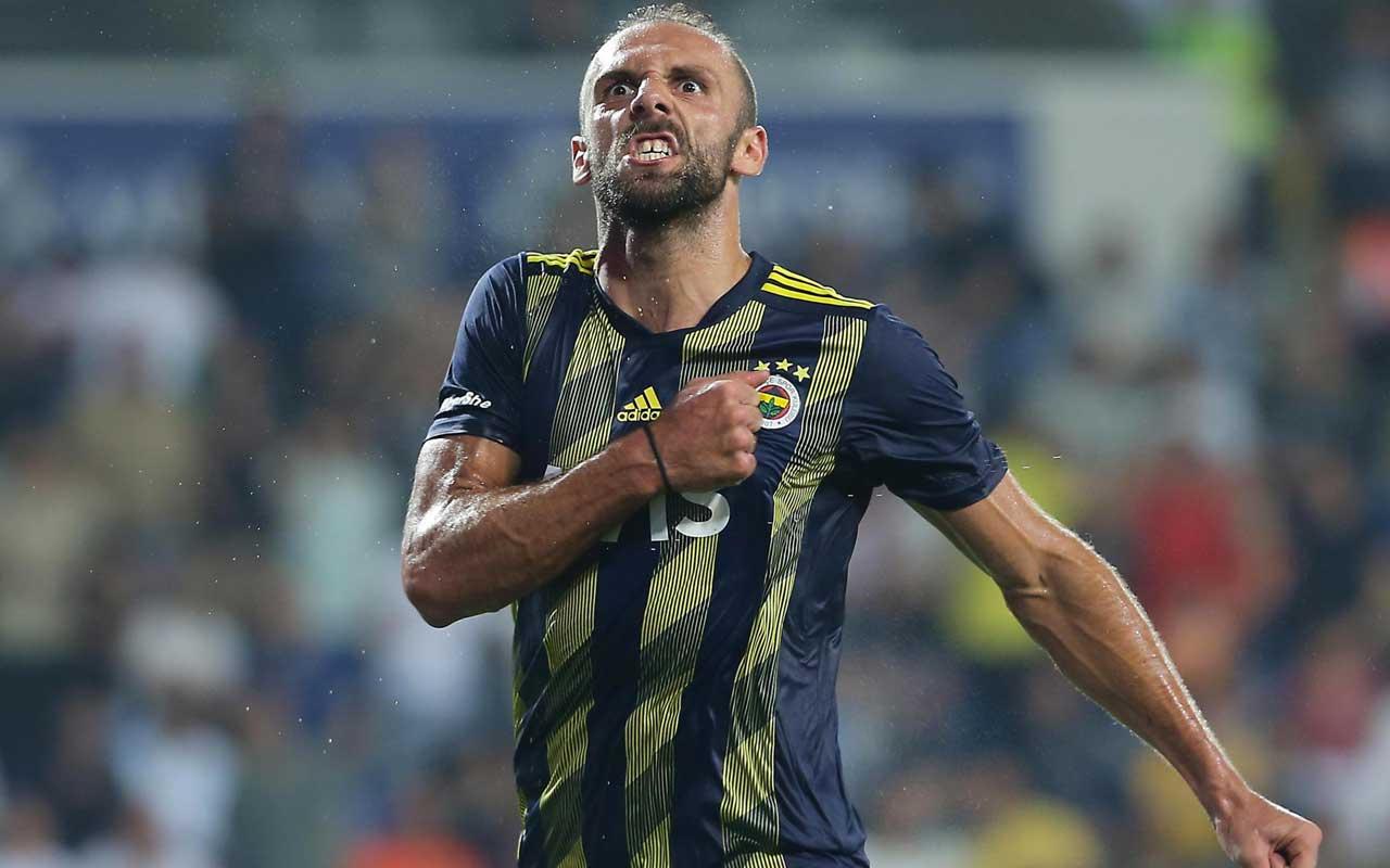 Fenerbahçe Vedat Muriç'in serbest kalma bedelini belirledi! Çılgın rakama bakın