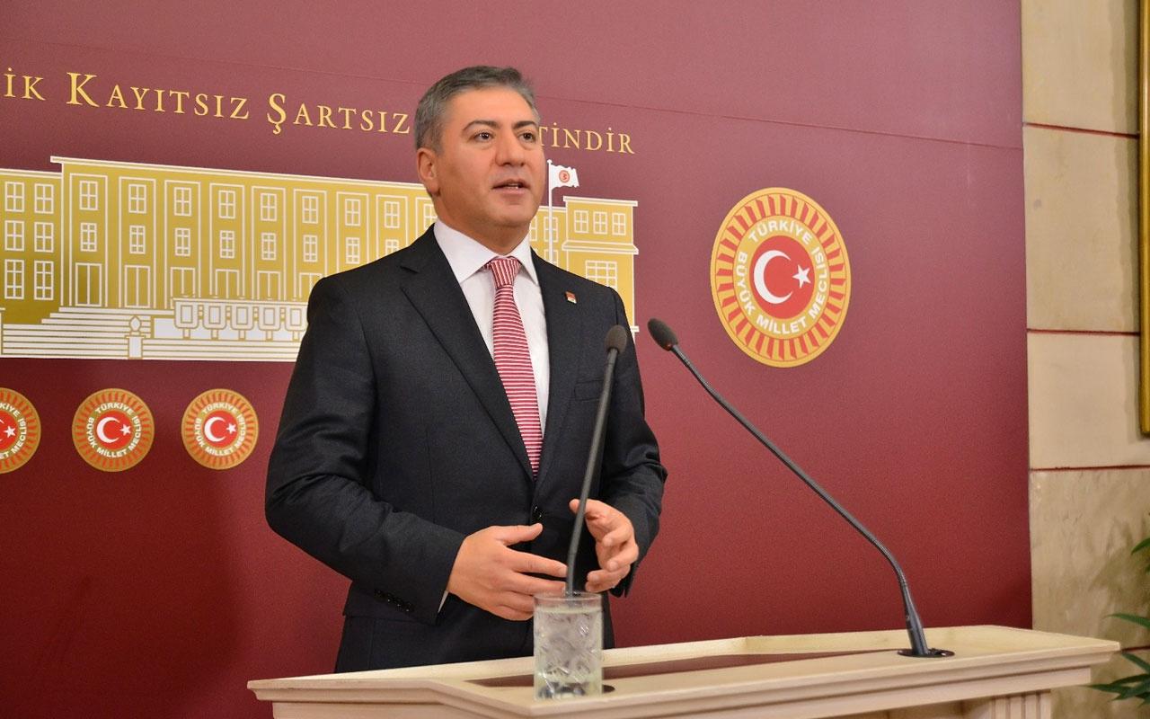 PKK marşı sorusuna CHP'li vekil Murat Emir'den skandal yanıt! Yeterli değilmiş