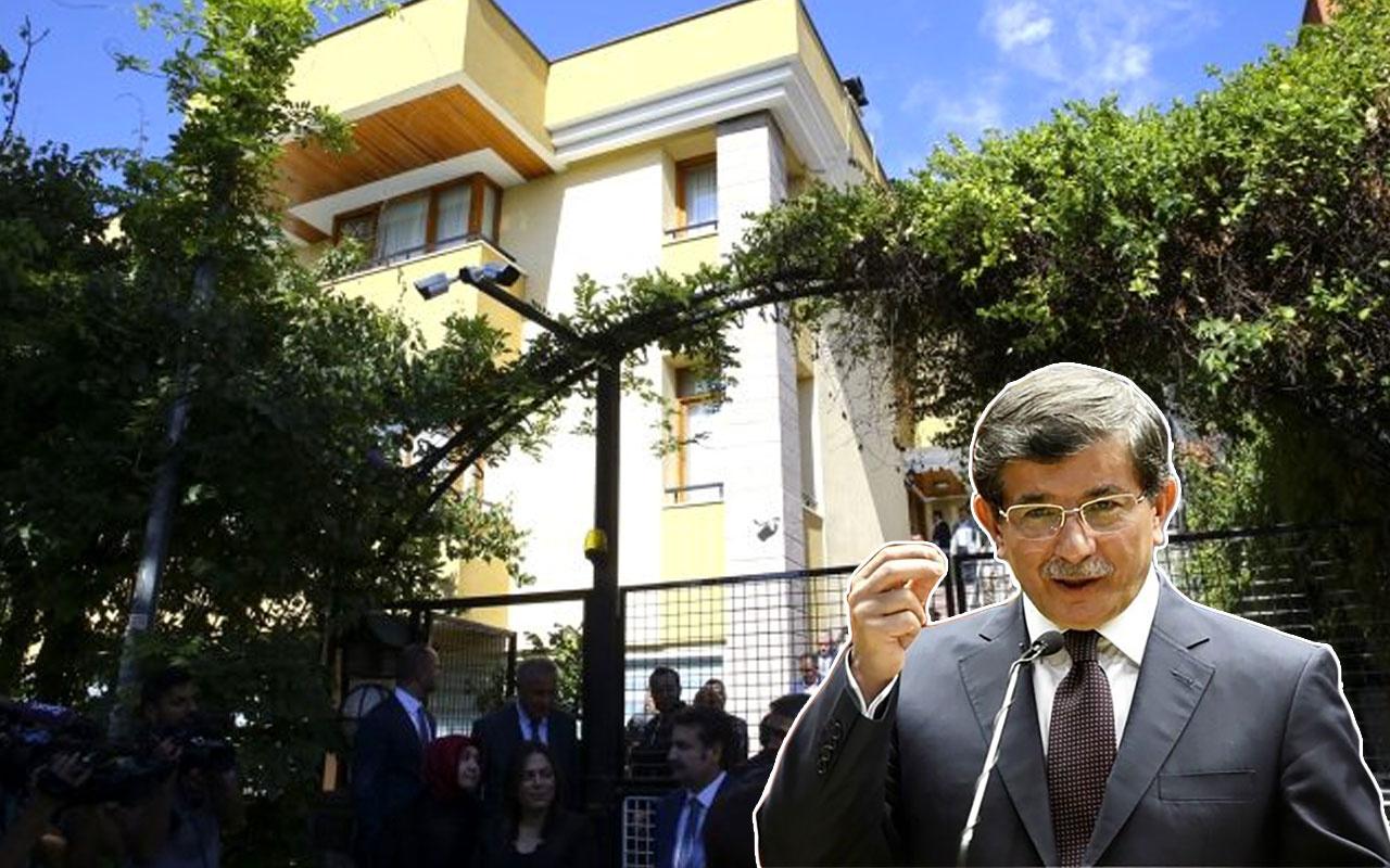 İstifasını açıklayan Ahmet Davutoğlu kuracağı partinin binası kamuoyuna yansıdı