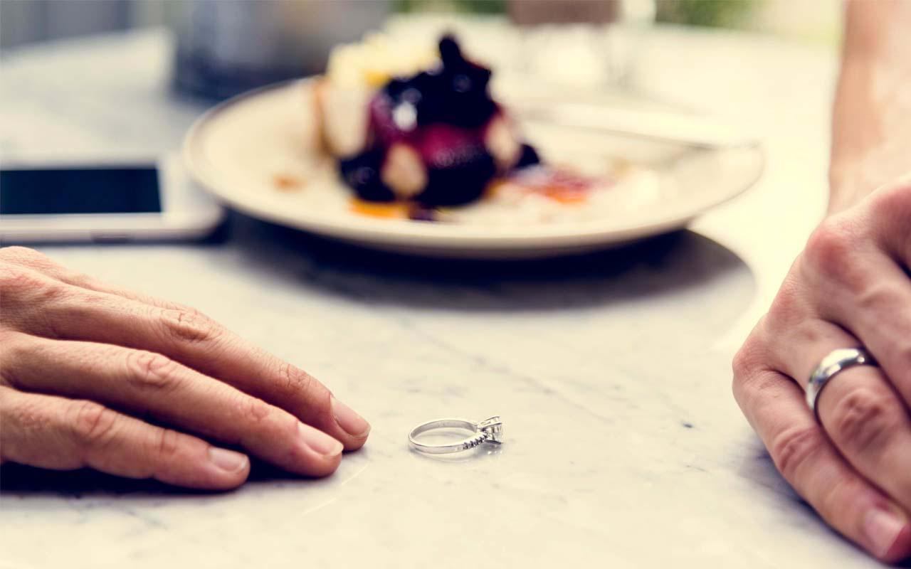 Türkiye'de boşanma oranları gittikçe artıyor!