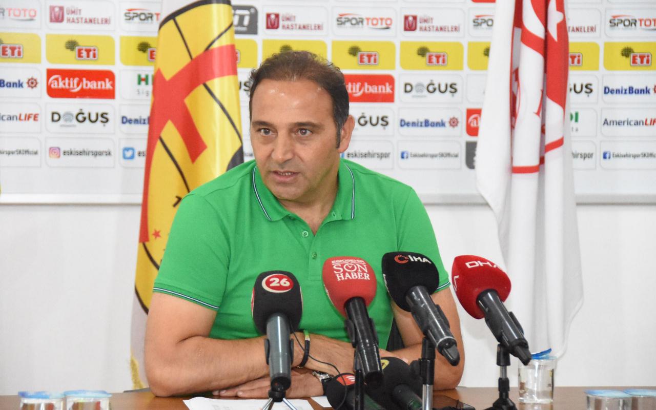 Eskişehirspor Teknik Direktörü Fuat Çapa istifa etti