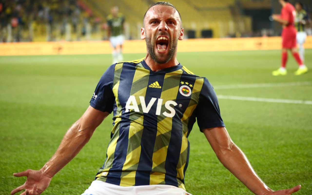 Fenerbahçe'nin Vedat Muriç kararı belli oldu! Sözleşmedeki bomba detaya bakın