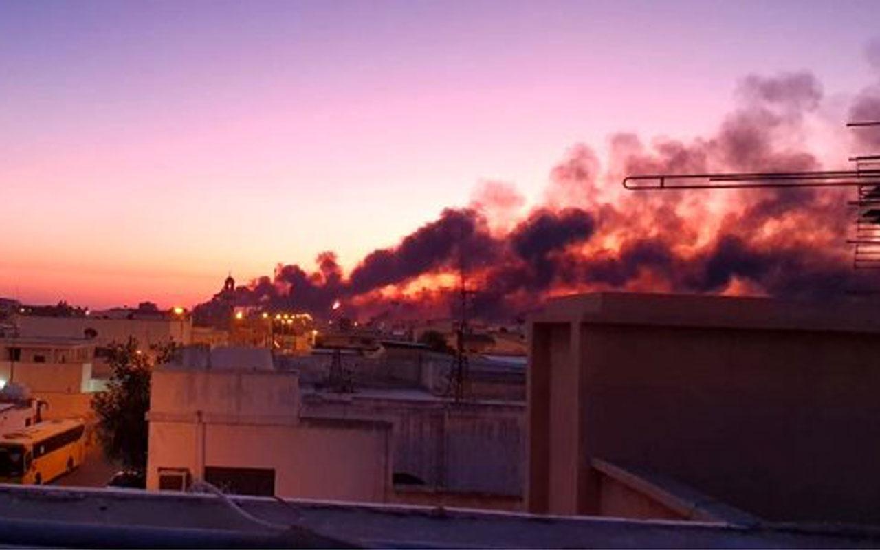 Dünyanın en değerli şirketi Aramco'ya insansız hava aracıyla saldırı