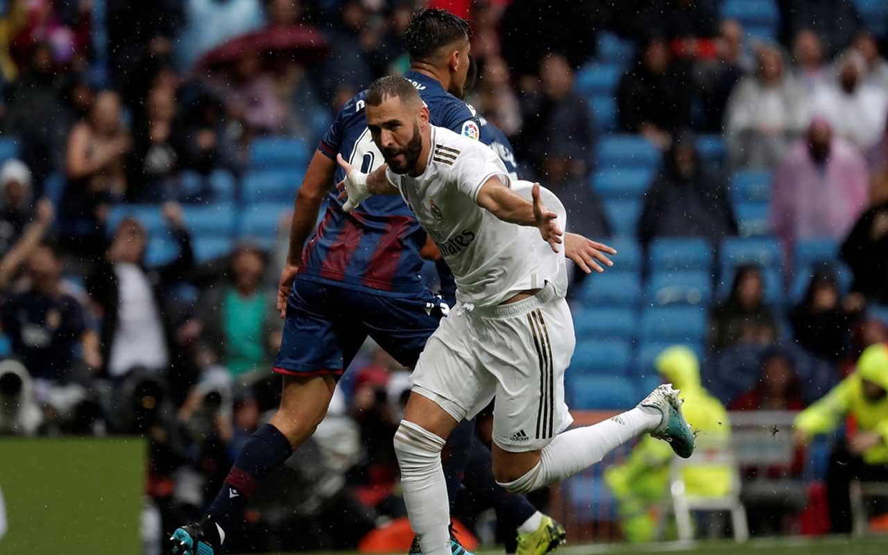 Gol düellosunu Real Madrid kazandı