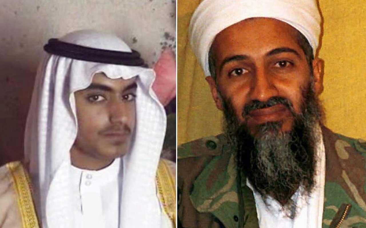 Trump açıkladı: Usame Bin Ladin'in oğlu öldürüldü
