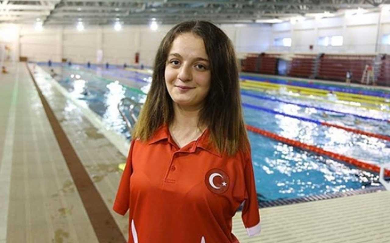 Dünya Paralimpik Yüzme Şampiyonası'nda Türkiye fırtınası