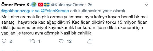 Gökhan Özoğuz PKK ile devleti aynı kefeye koydu! Sosyal medya yıkıldı