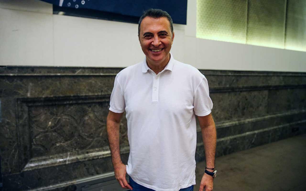 Fikret Orman, Beşiktaş'ın puanından değil oyunundan memnun