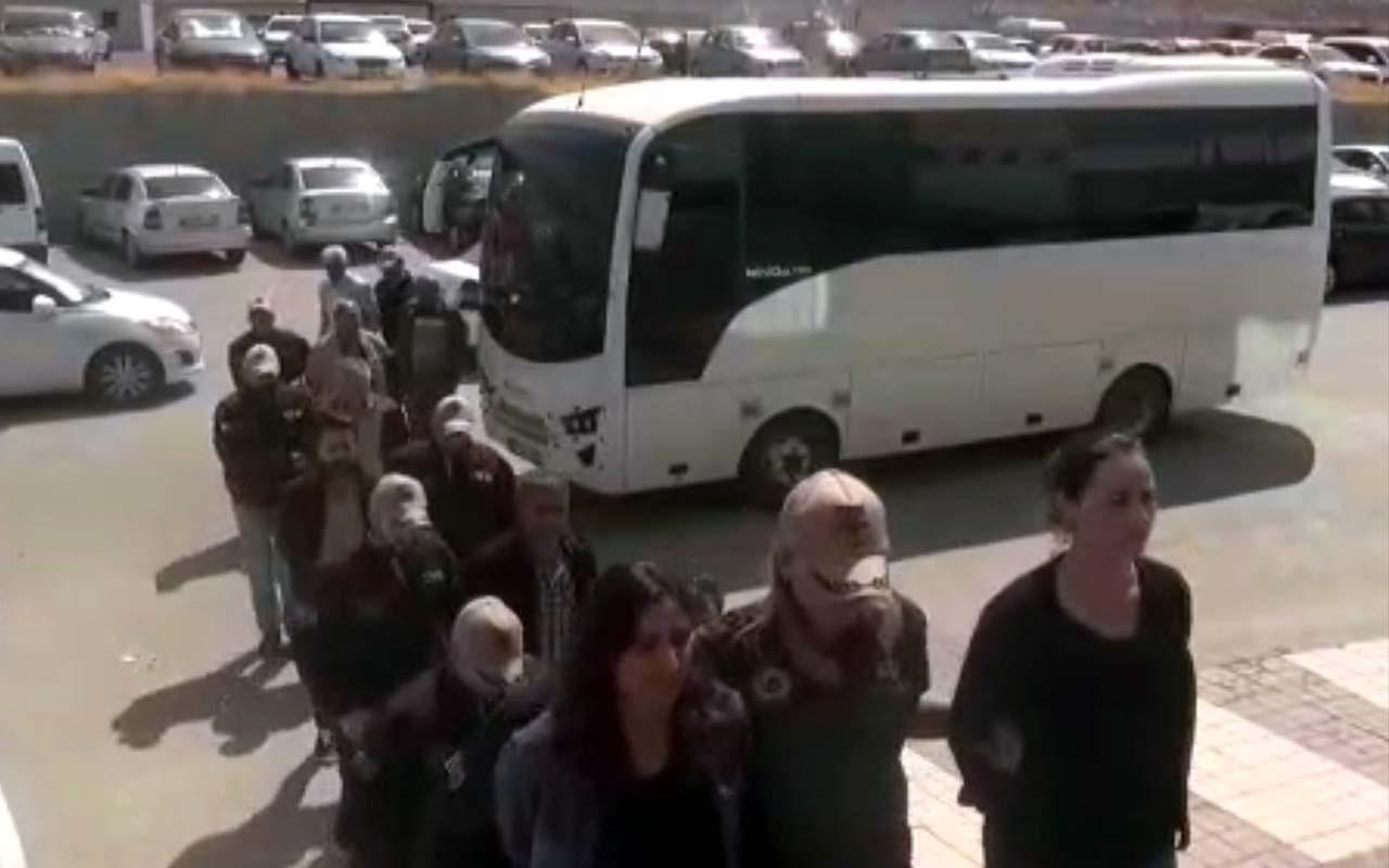 Van merkezli terör operasyonu: HDP Van İl Eş Başkanı da dahil olmak üzere 6 tutuklama