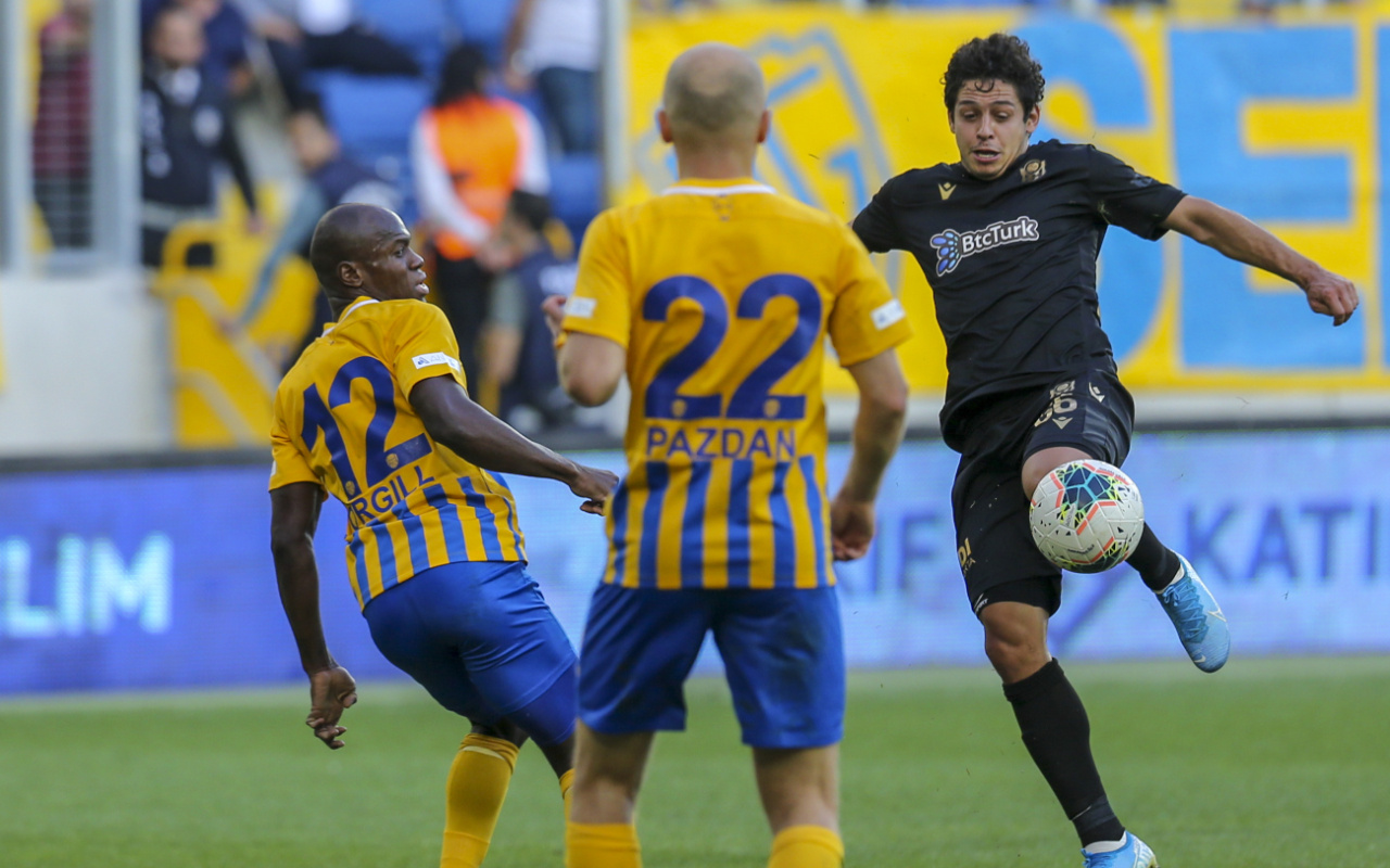 Ankaragücü Yeni Malatyaspor maçı golleri ve geniş özeti