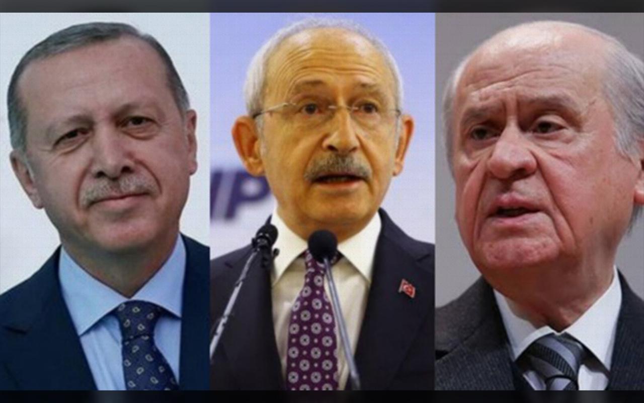 'Çok Sevdim Yalan Oldu' liderlere uyarlandı
