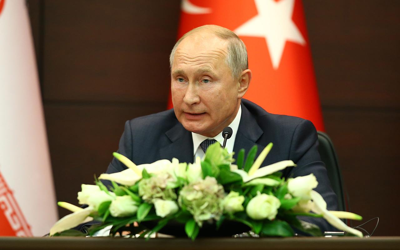 Putin ayet okuyarak barış çağrısı yaptı