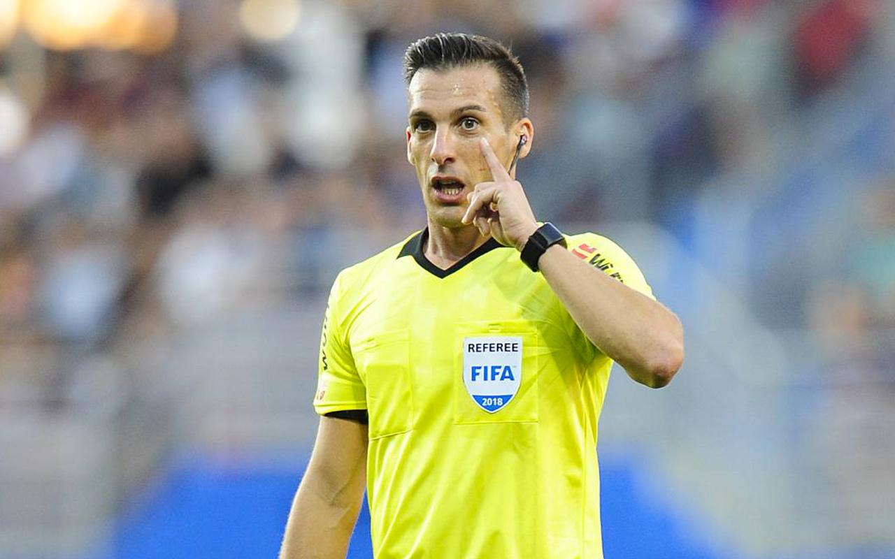 Roma - Başakşehir maçına İspanyol hakem
